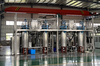 Careddi Large Scale Supercritical CO2 Extraction Machines are ready for shipment