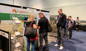 Careddi Supercritical attend MJBizCon —— 2019 Marijuana Business Conference and Cannabis Expo